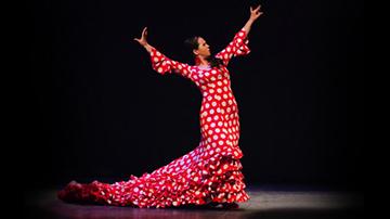 04d6f5ee0 Lunares en el traje flamenco