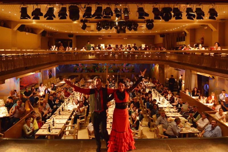 Palacio Del Flamenco Barcelona